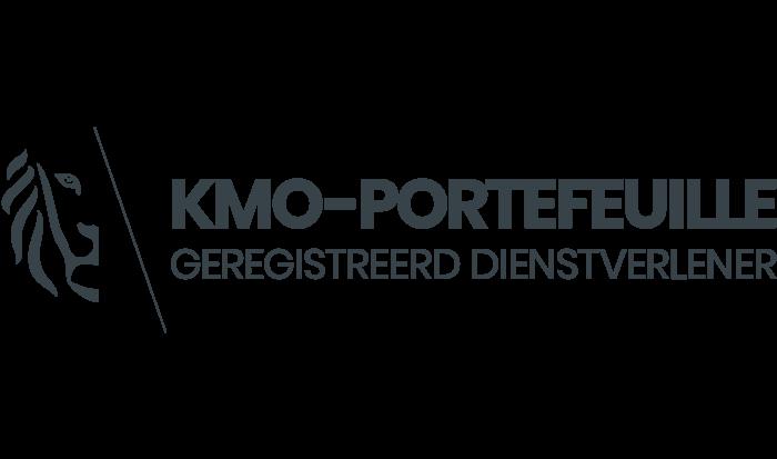 KMO-Portefeuille geregistreerd dienstverlener