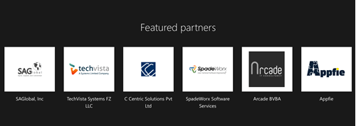 Arcade Power Apps Partner of the month